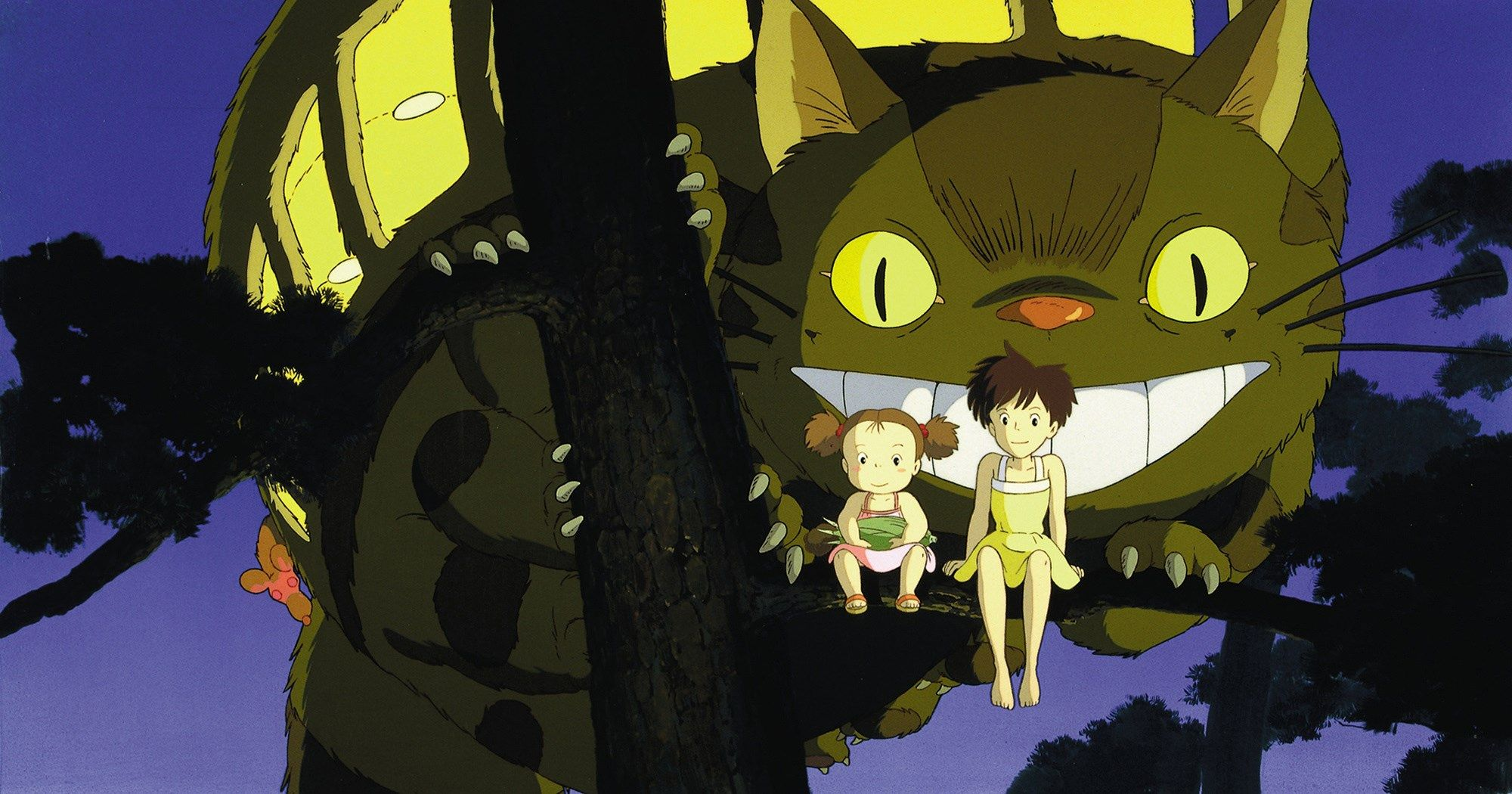my neighbor totoro backround High Definition Backgrounds