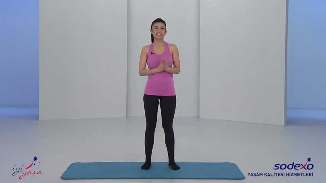 Karın Egzersizleri Ebru Şallı-Ebru Şallı Göbek Eritme Hareketleri Video İzle