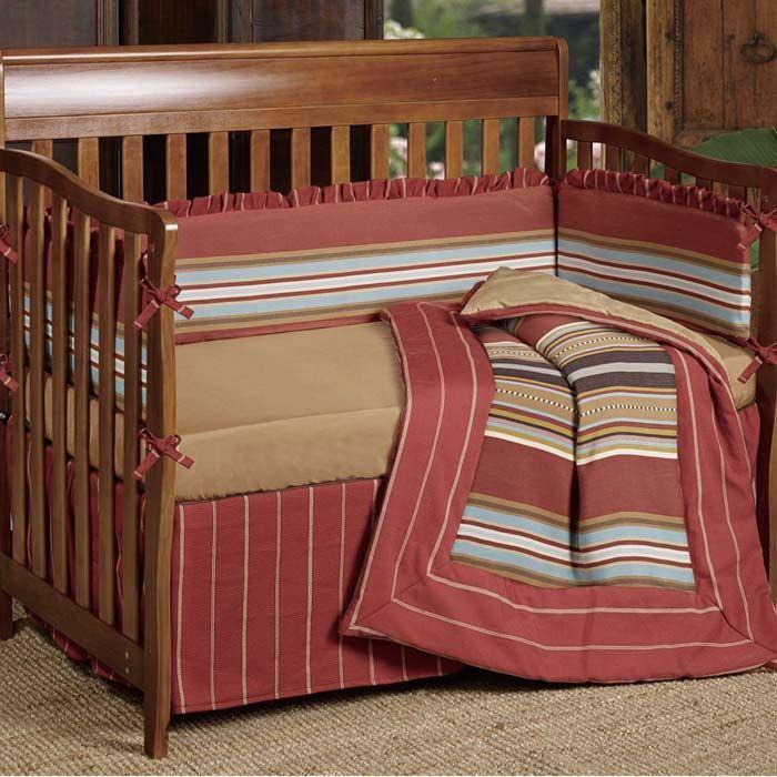 Baby Calhoun Southwestern Bedding Crib Bedding Sets
