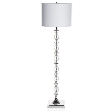 Caprise floor lamp from z gallerie this floor lamp softens the look of my dream z
