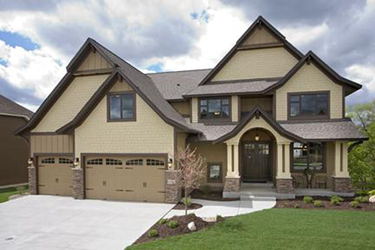 Exteriors Nih With Images Exterior House Styles Finishing Basement