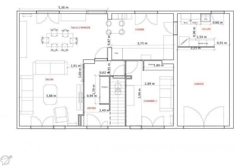 Plan Maison 120m2 Sur Mesure Mf Construction 7