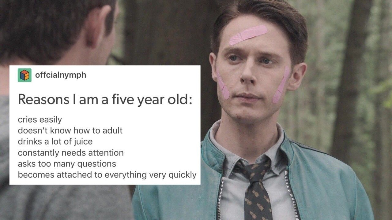 Pin by sophie 🏳️🌈 on Dirk Gently's Holistic Detective
