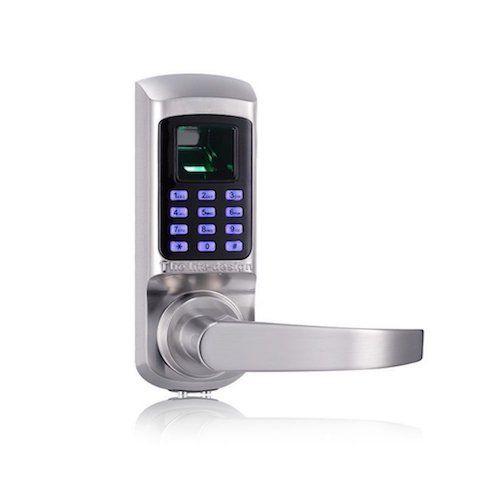 Top 10 Best Keyless Door Locks For Home In 2020 Reviews Keyless Door Lock Keypad Door Locks Fingerprint Door Lock