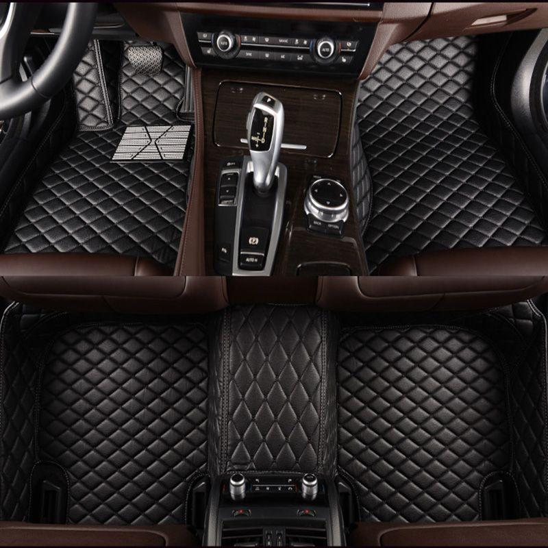 Custom Car Floor Mats For Ford All Model Focus Festive Fiesta F800