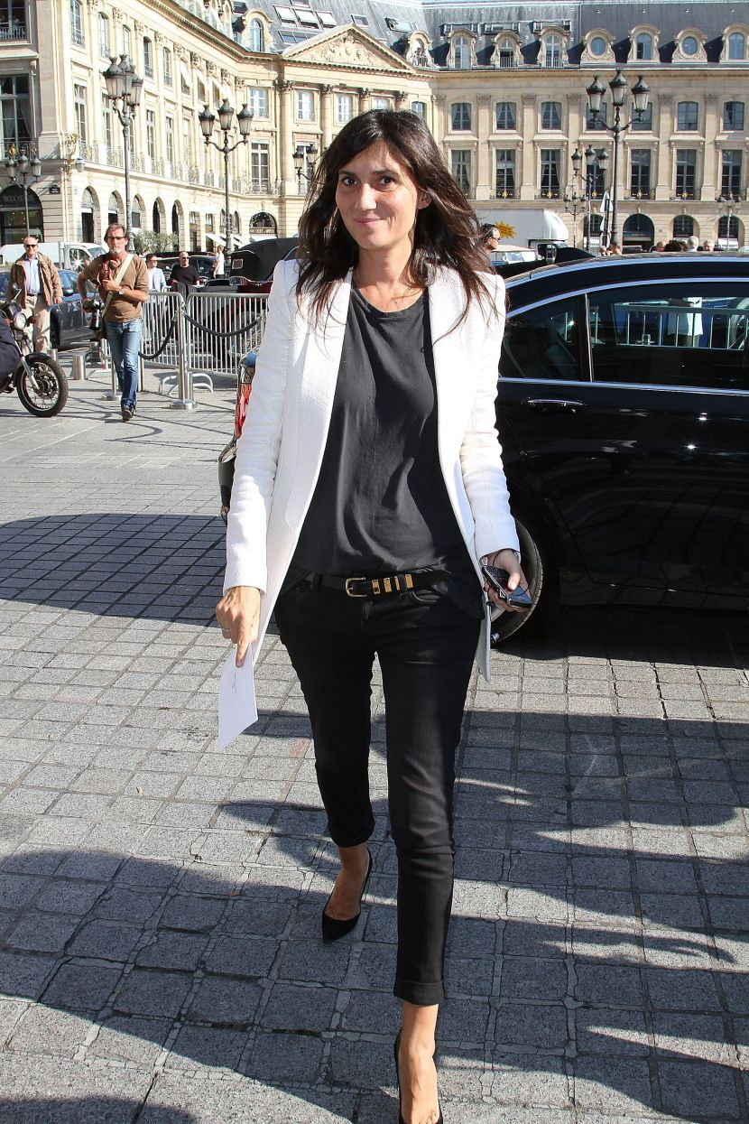 25 Times Emmanuelle Alt Killed it in a Pair ofJeans 25 Times Emmanuelle Alt Killed it in a Pair ofJeans new images