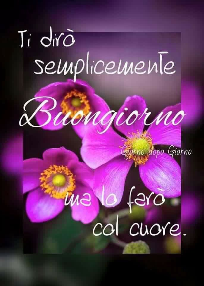 Preferenza Buongiorno | amore e amicizia | Pinterest | Emoticon EO46