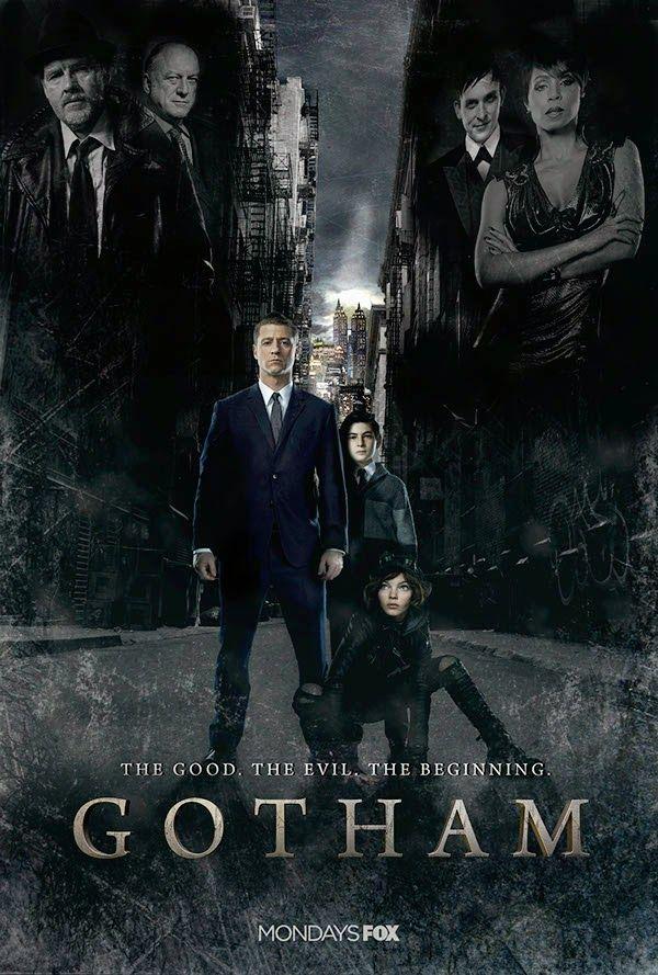 Gotham Season 2 Poster Buscar Con Google Tv N Flicks Pinterest Comics Anime Y Comics