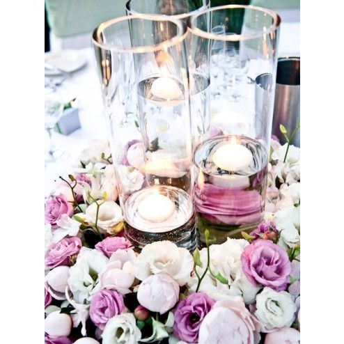 Flowers Of Adelaide Each Precious Table Centrepiece Consists Of 3