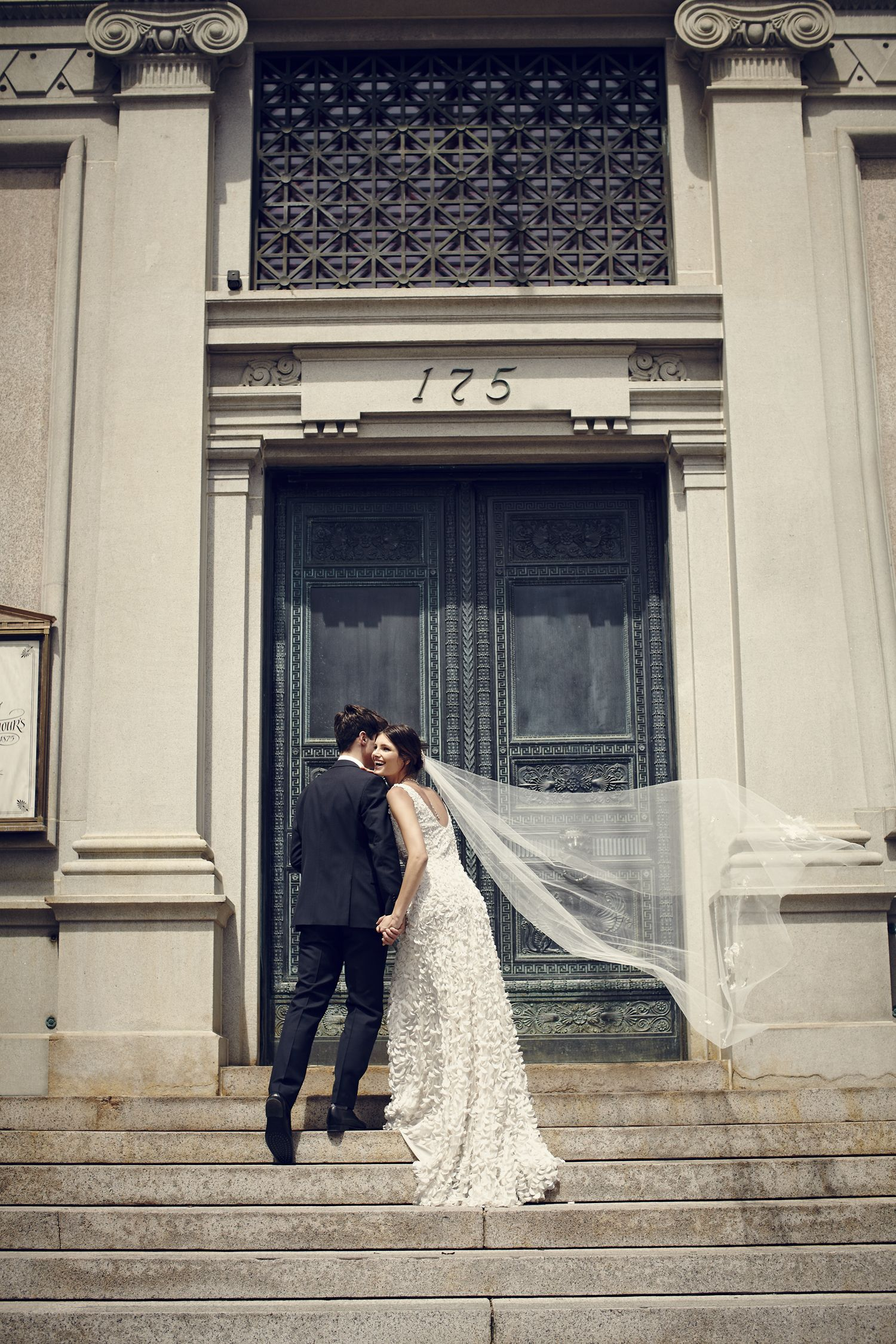 The grand gown contest emma gown in ivory from bhldn wedding