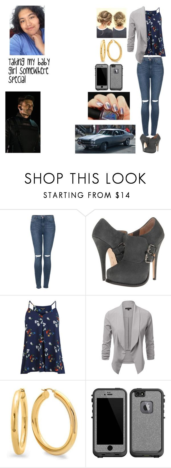 """Expect the best, plan for the worst, and prepare to be surprised."" by moon-and-back-babe123 ❤ liked on Polyvore featuring Paul Frank, Topshop, Vivienne Westwood, Warehouse and LifeProof"