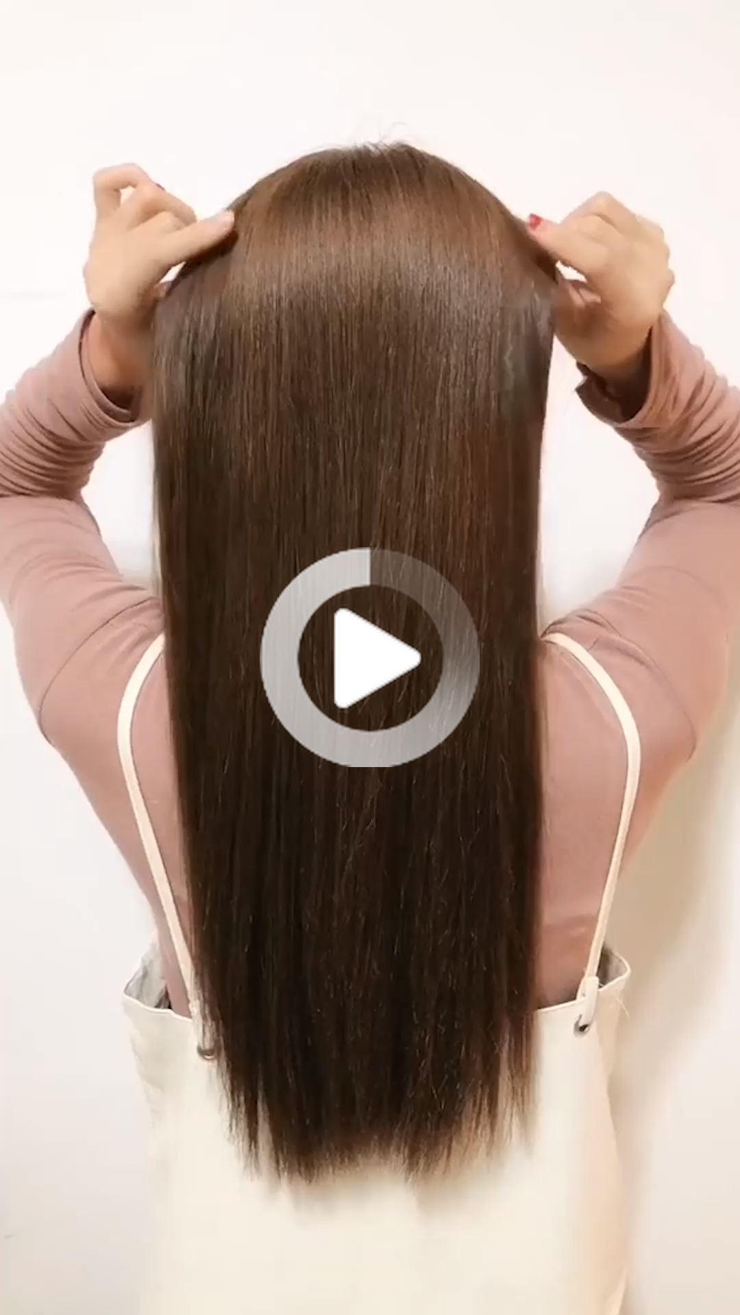 Hairstyle Tutorials For Long Hair New Hairstyle Videos 2019 Easy Quick Long Hairstyles Easy In 2020 Long Hair Styles Hair Tutorials Easy Medium Hair Styles