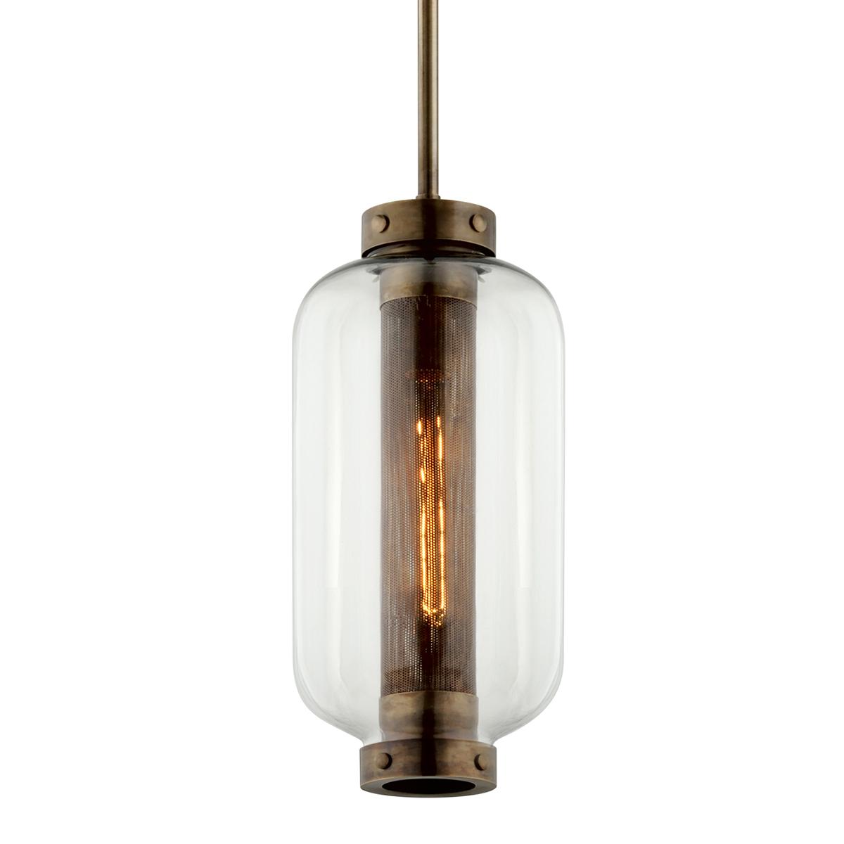 Atwater Outdoor Pendant Vintage Light Bulbs Hudson Valley Lighting