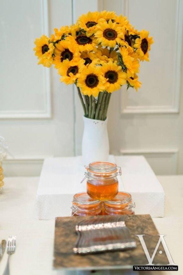 Sunflowers for summer. Bluegrasschic.com