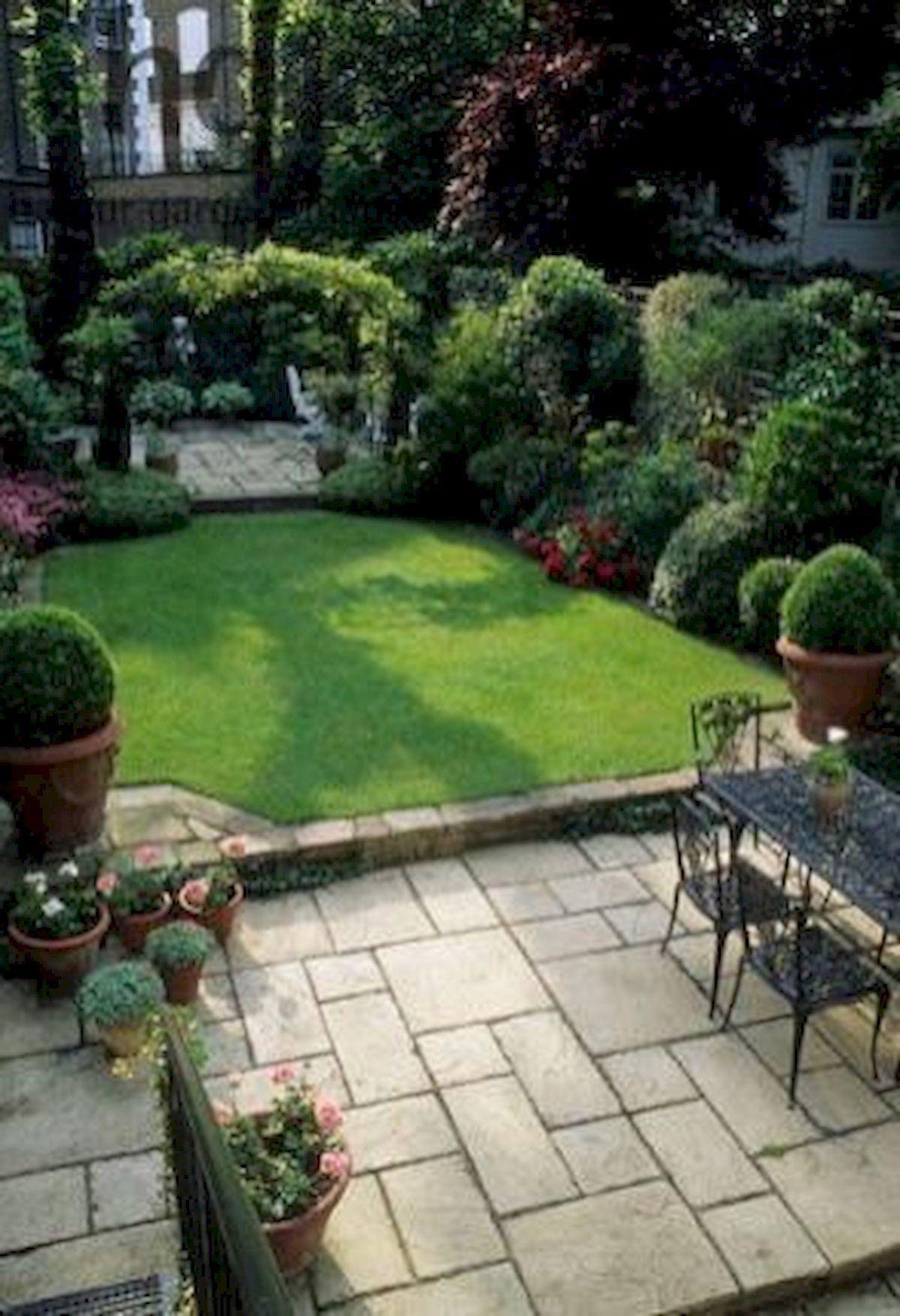 55 Beautiful Backyard Patio Ideas On A Budget | Small ...