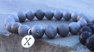 X Bracelet by XbyMX on Etsy https://www.etsy.com/transaction/1118600955