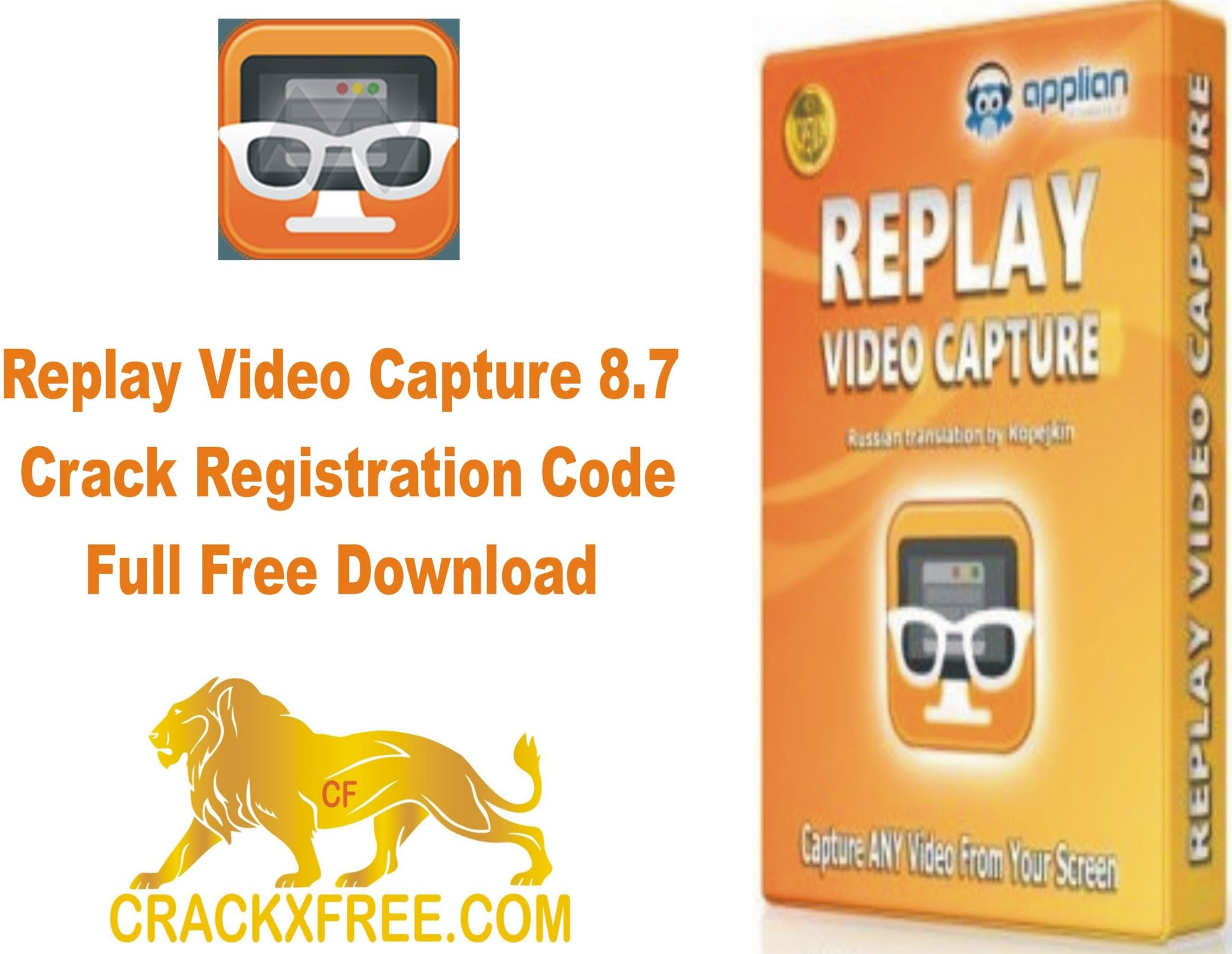 replay video capture 7 registration code