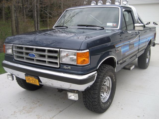 1987 Ford F 250 Bigfoot Edition Ford Trucks Ford Pickup Trucks