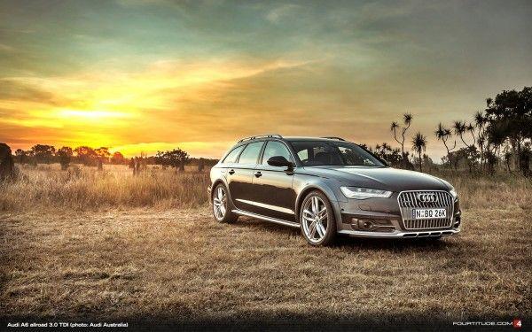 The New Audi A6 Allroad Quattro Arrives In Australia Fourtitude Com Audi A6 Allroad Audi A6 Car Wallpapers