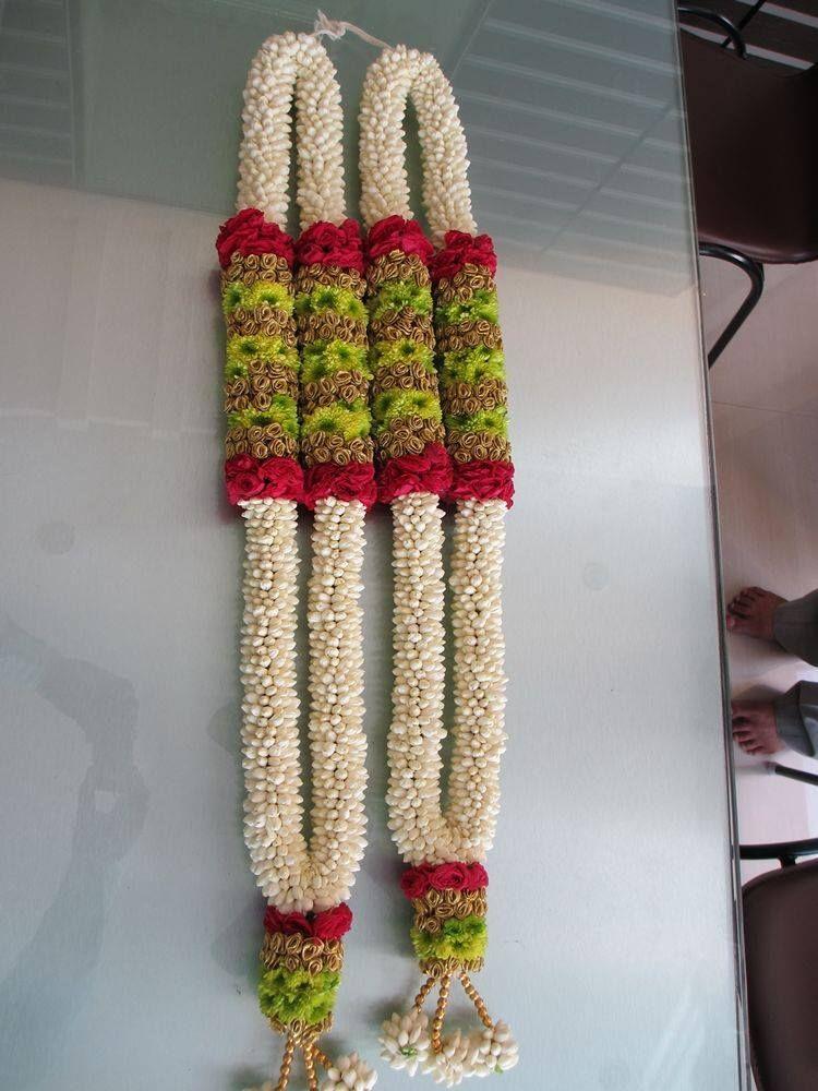 Mandap Decoration Image By Shweta Raman Flower Garland