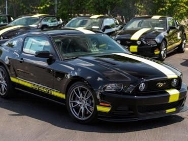 Hertz Penske Creates Hot New Ford Mustang Gt Rental Updated