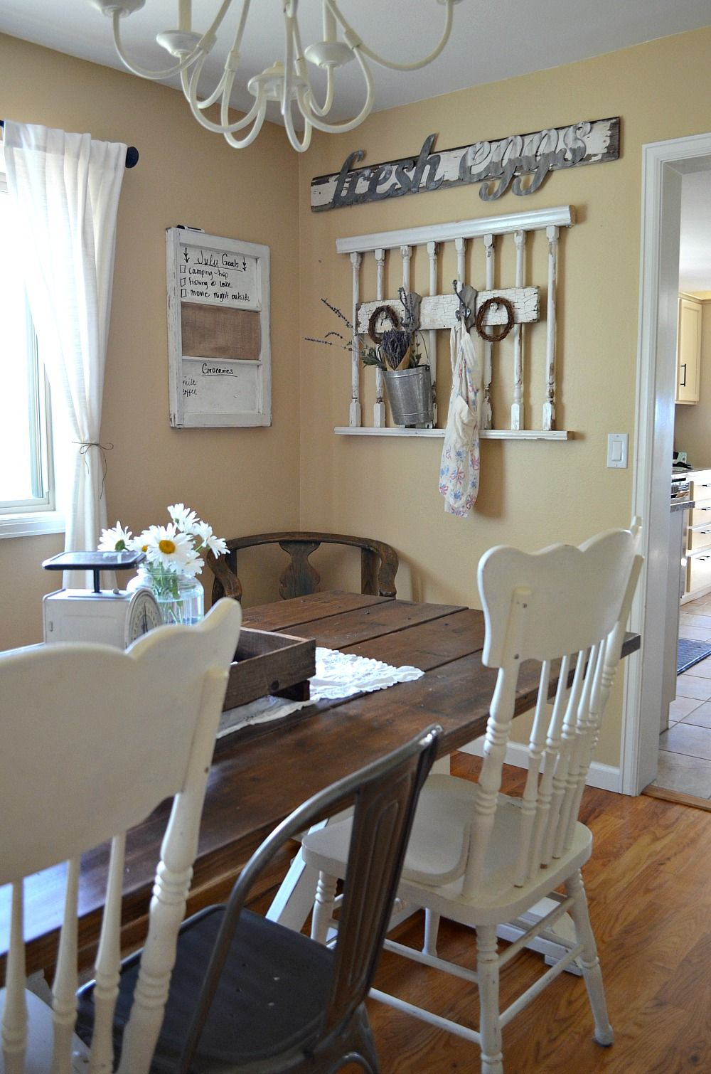 Dining Room Remodel Alluring Simple Farmhouse Style Dining Room  Farmhouse Style Room And Inspiration Design