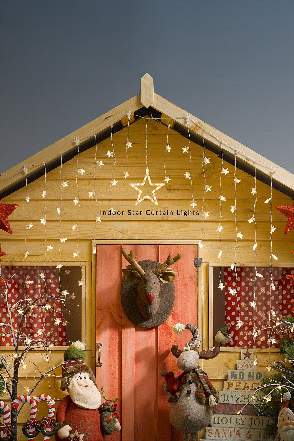 Ezibuy Christmas Shop Indoor Star Curtain Lights Ezibuy New Zealand Curtain Lights Lights Home Gifts