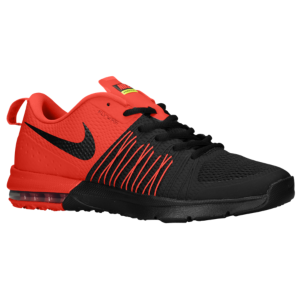 Nike Air Max Effort TR Daring Red Black  Nike Air Max Outdoor Sports