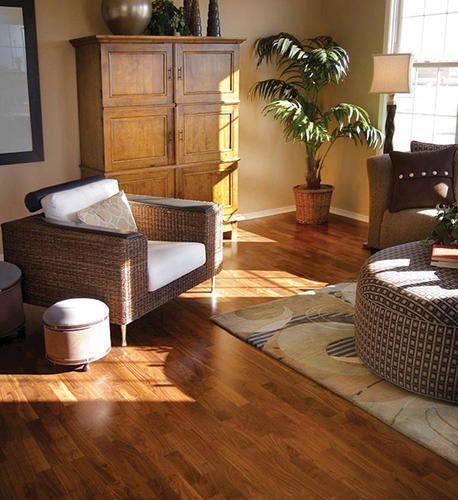 Living Room Hardwood Floor: Pelican Creations Home Northland Country Oak Premium