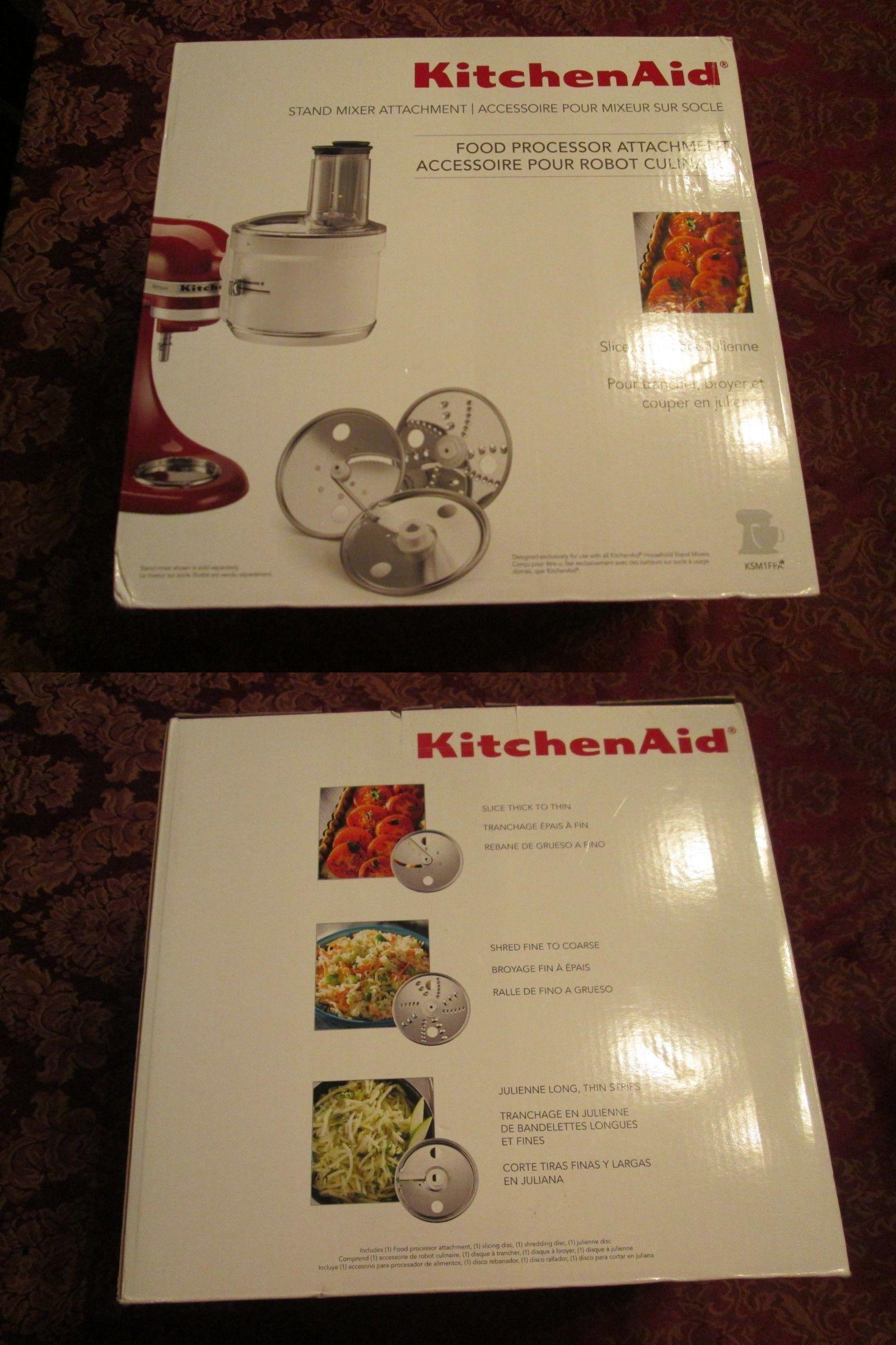 Food processors 20673 kitchenaid stand mixer food