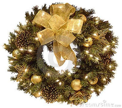 17 Best Images About Christmas Wreaths On Pinterest | Crafts, Cigar Boxes  And Décor Ideas