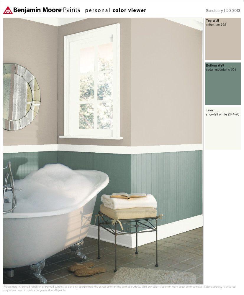 Full Bath Btwn Bedrooms Ashen Tan Cedar Mountains Bm For Master Bed Guest