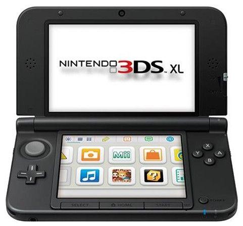 La Edicion Agrandada De La Consola Portatil De Nintendo Llega A