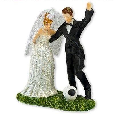 Soccer Wedding Cake Topper Aperkins6 Woh Rr Com
