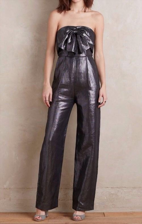 c843ed3a7347 80.98  Buy now - http   vihpk.justgood.pw vig item.php t 71mht25015 -  Anthropologie Shimmered Linen Jumpsuit  368 by Rachel Antonoff - NWT