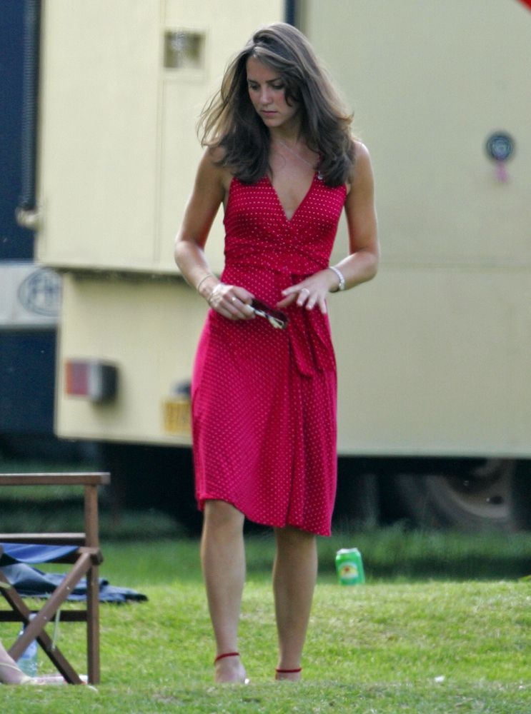 nude middleton Pregnant kate