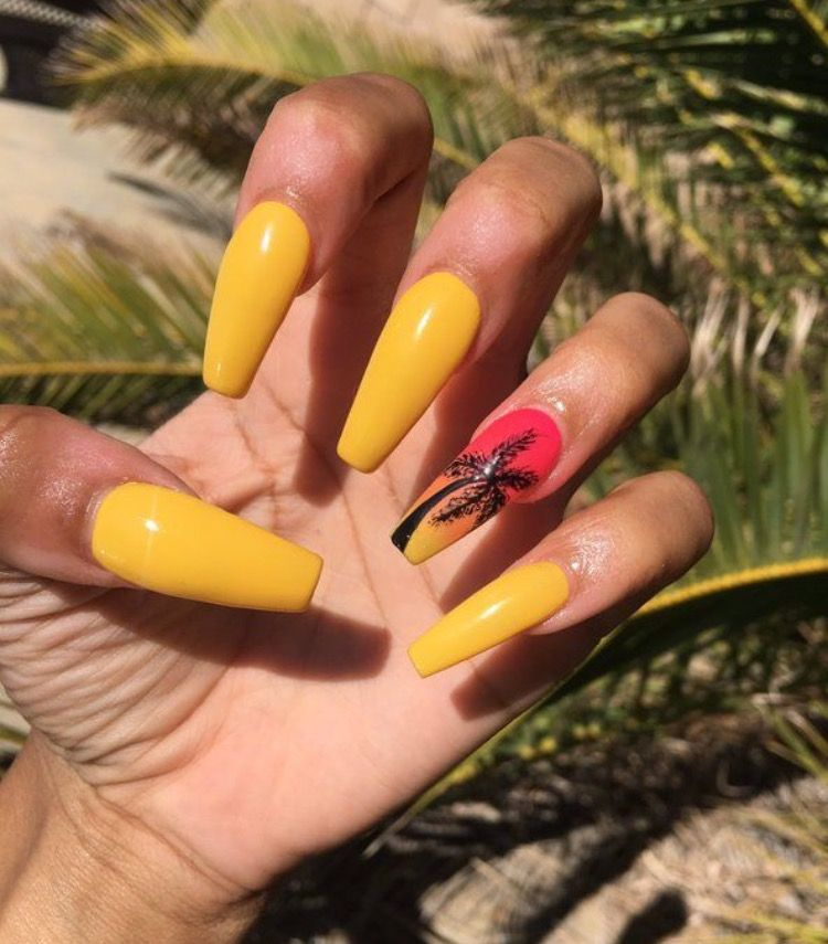 Follow: @Tropic_M for more ❄ | Polished | Pinterest | Nail inspo ...