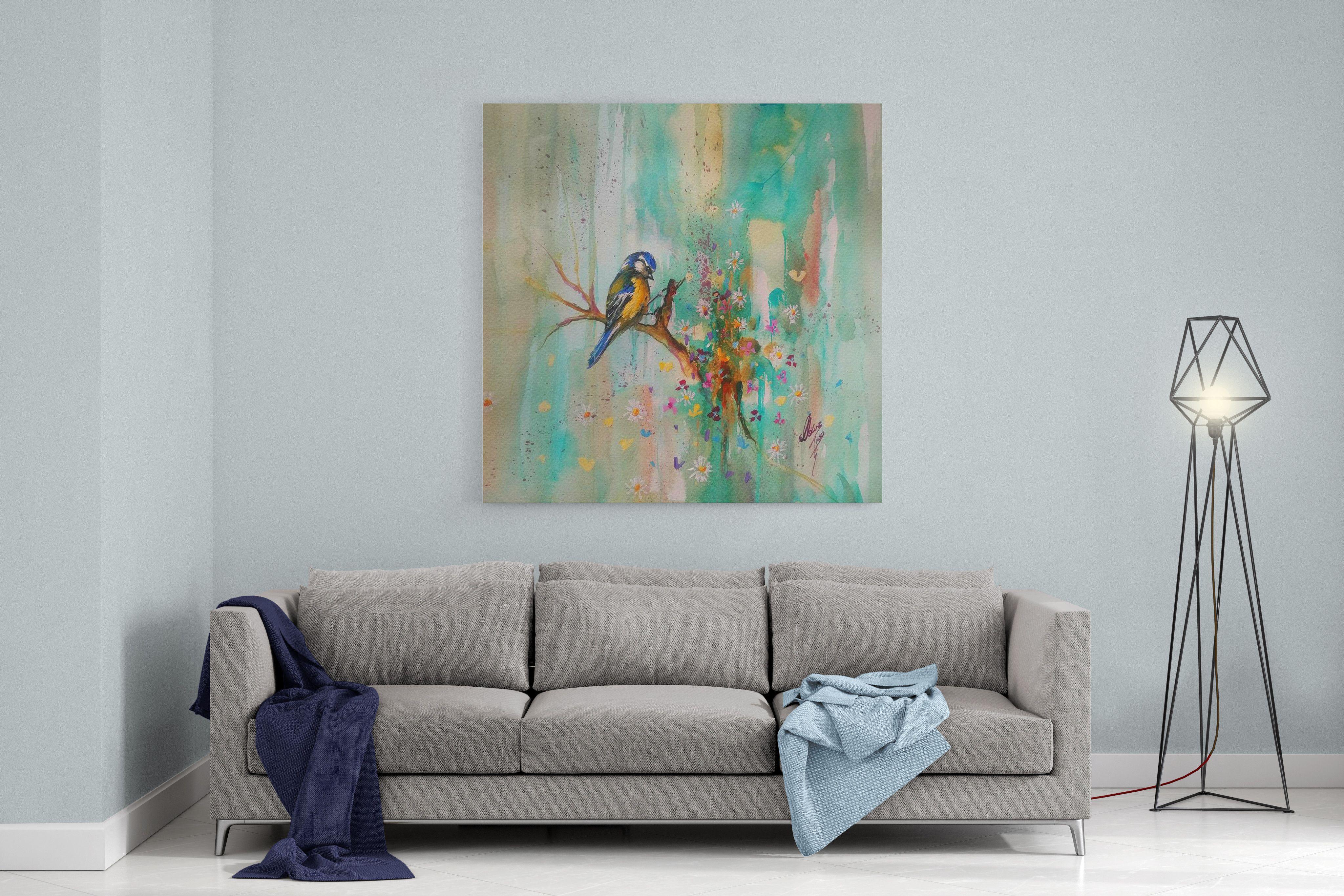 Spring Awakening - Ready To Hang Canvas Print