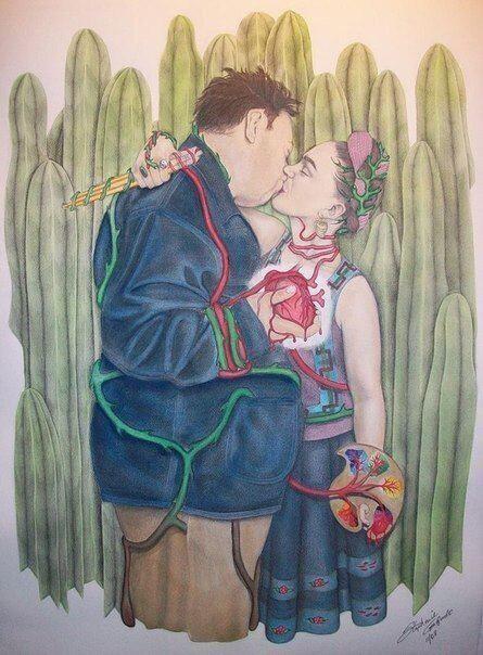 Frida Kahlo on Twitter