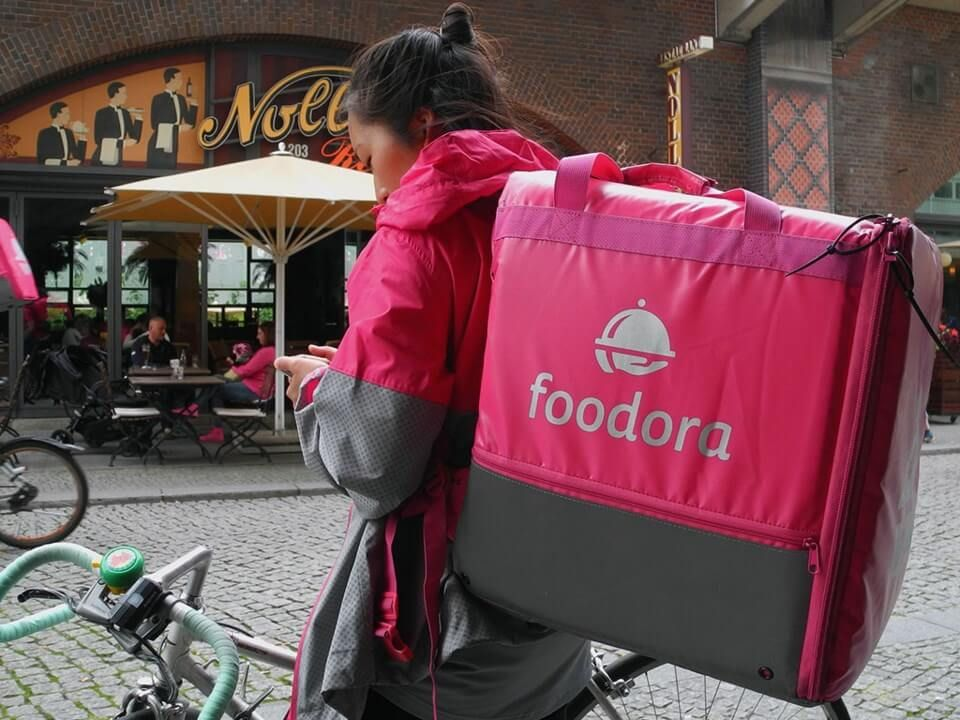 Food Delivery App Foodora To Cease Operations In Canada Read The Latest News Updates And Many More With Brampton Food Delivery App Delivery App Food Delivery