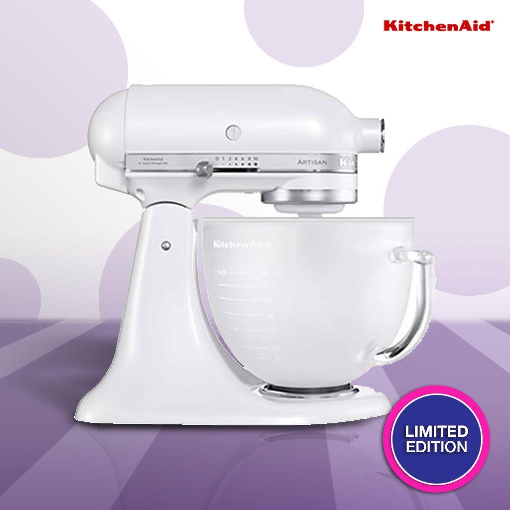 Kitchenaid artisan series 48 l tilthead stand mixer