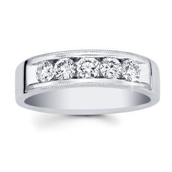 Costco Wholesale Mens White Gold Rings Men Diamond Ring Rings For Men