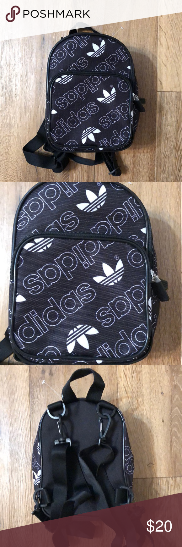 c38aac2e5952 adidas Originals BP CL AC XS GR backpack Brand new