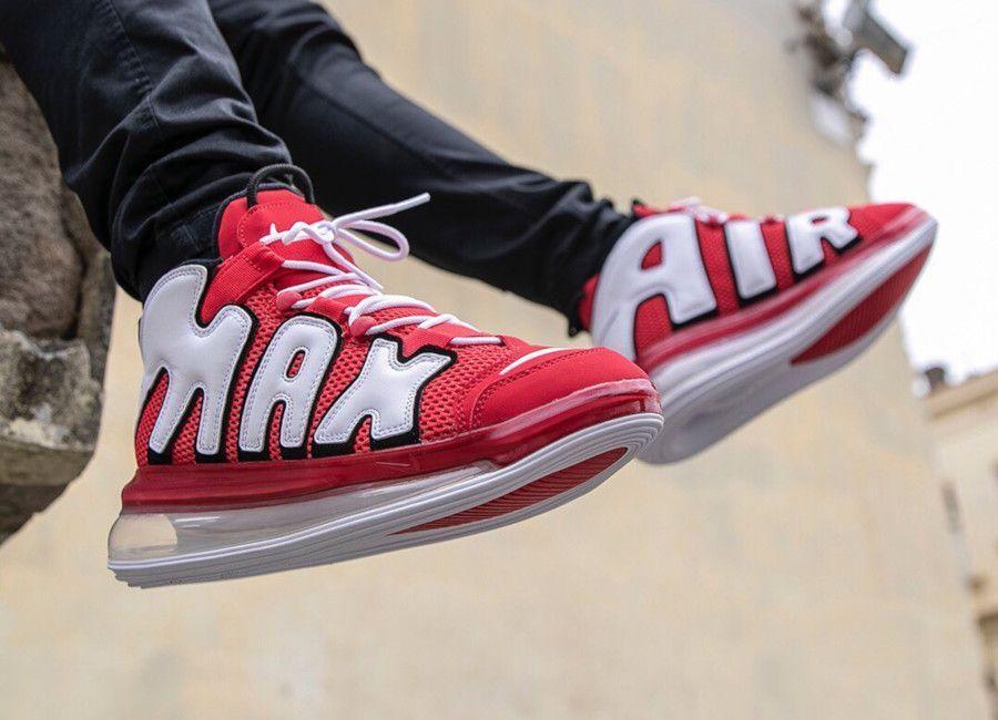air max more rouge