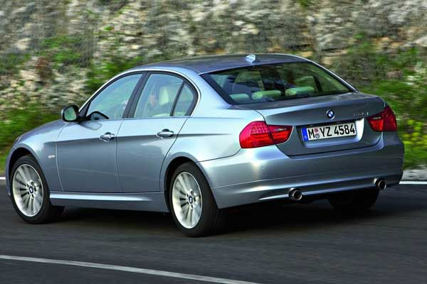 Types Of Bmw Cars 3 Series Launched In 1975 And One Of The