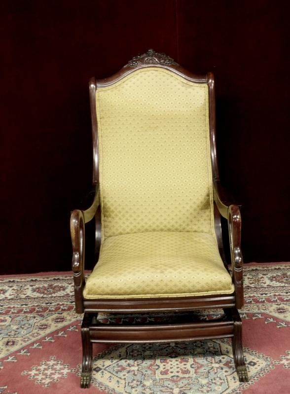 Swan Neck Rocking Chair Platform Rocker Rocking Chair Chair