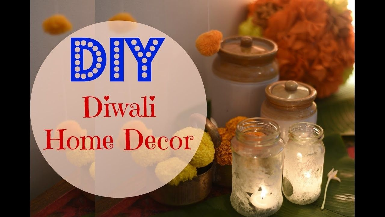 Hindu wedding decoration ideas  DIY Diwali Home Decor Indian Wedding Decor Ideas  DIY Home Decor