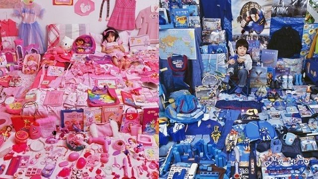 The Pink and Blue Project: Talk of Gender.