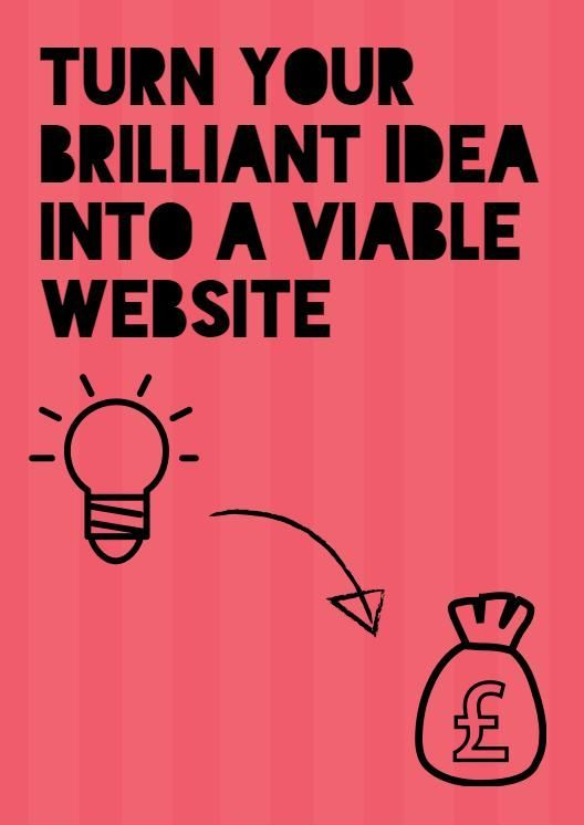 If you've got a brilliant idea for a digital business (or you wish you did have one), then here's a heads up on the work you need to do to turn it into a viable #business. #tech