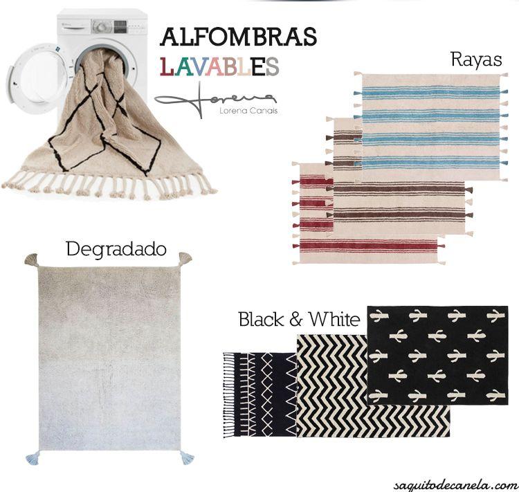 Alfombras lavables @lorenacanals